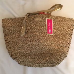 Lilly Pulitzer for Target Tote NWT
